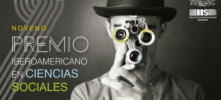 Convocatoria – Noveno premio iberoamericano en Ciencias Sociales