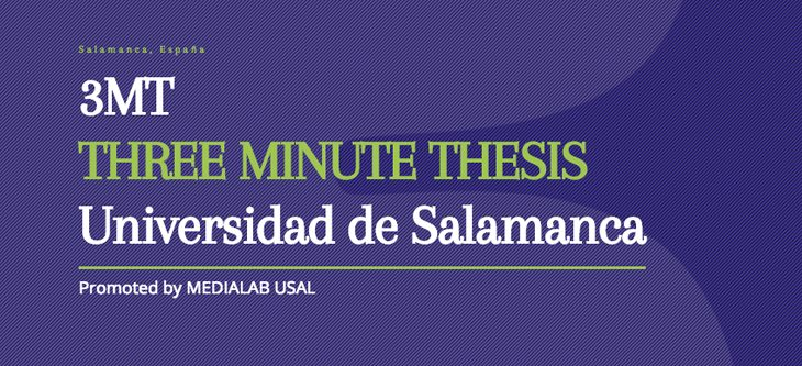 3MT Three Minutes Thesis